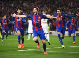 Barcelona just had the biggest comeback in UEFA Champions League History