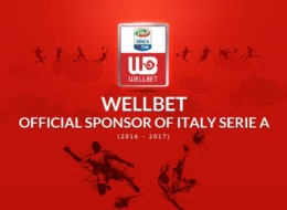 [WB吉祥坊] WELLBET – OFFICIAL SPONSOR OF ITALY SERIE A (2016 – 2017)