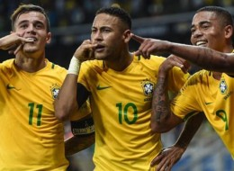 Brazil #1 in Fifa rankings for the first time since 2010